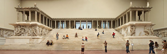 foto do Altar de Pérgamo